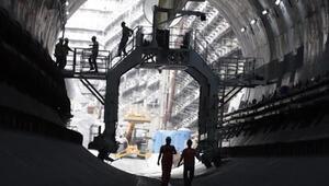 Avrasya Tünelinde kazı çalışmaları tamamlandı