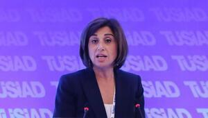 TÜSİAD Başkanı Başaran-Symes: Boydakın eksikliğini hissediyoruz