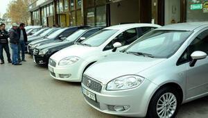 Otomobil kampanyalarına faiz ayarı