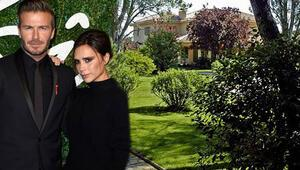 Beckham çifti İspanyadaki muhteşem malikaneyi sattı