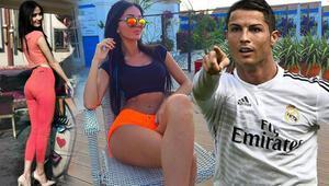 Cristiano Ronaldodan Cansu Taşkına mesaj