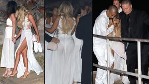 Khloe Kardashian partiden böyle çıkarıldı