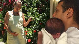 Yeliz Yeşilmen ikinci kez anne oldu