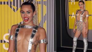 Miley Cyrusa yine eleştiri yağdı