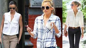 En güzel gömlek modelleri