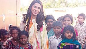 Türk kızı Natalie Arıkan, Bollywood'da
