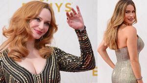 67.Emmy Ödül Töreninde  hangi oyuncu ne giydi