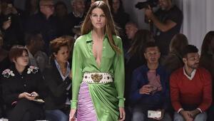 Milano Moda Haftasında şaşırtan silikon