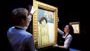 Picasso tablosu alana karikatür bedava