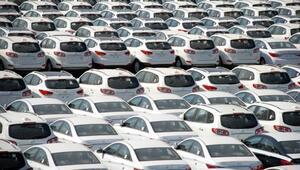 Kayıtlı araç sayısında artış