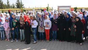 Kiliste Suriyeli öğrencilere eğitim