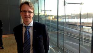 """SAAB CEO'su Bergman :""""Türkiye ile yerli araç için el ele çalışıyoruz"""""""