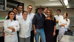 Mantar uzmanından genç aşçılara ders
