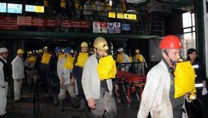 Maden ocaklarında 'Maske değişim istasyonları' kuruluyor