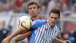 Bayern Münih tarihi bir gol yedi