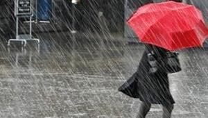 Meteoroloji'den 3 il için 'kuvvetli yağış' uyarısı