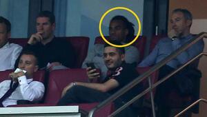 Jason Denayer Galatasaray için geldi