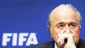 Blatter: Ben temizim....