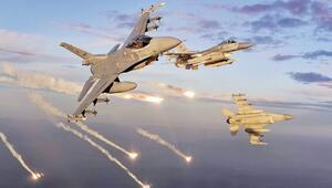Türk Dışişleri Bakanlığı: Türk jetleri Koalisyonla IŞİDi vuruyor