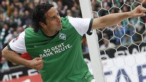 Claudio Pizarro, 3. defa Werder Bremende