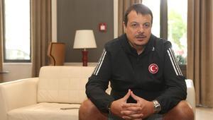 Ergin Ataman: Şehitler için mücadele edeceğiz