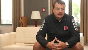 Ergin Ataman: Şehitlerimiz için oynayacağız