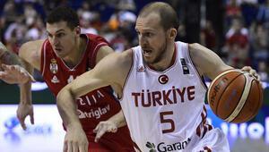 Türkiye 72 - 91 Sırbistan