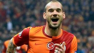 Galatasarayda Sneijder korkusu