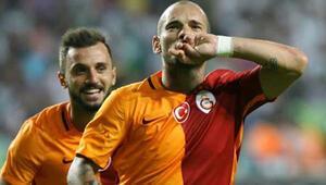 Fenerbahçeden Snejjder açıklaması