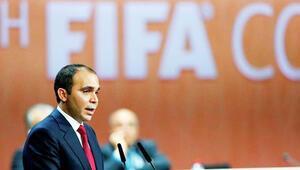 Prens Ali FIFAda şeffaf ve demokratik bir yönetim vadetti