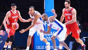 Fransa 76 - 53 Türkiye