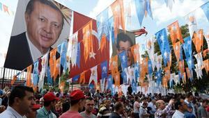 AK Parti yönetimine Erdoğan damgası