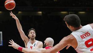 İspanya 80 - 66 Polonya