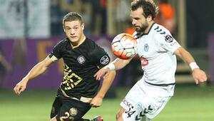 Osmanlıspor 1-2 Torku Konyaspor