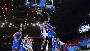 İsrail: 52 - İtalya: 82 (İtalya çeyrek finalde)