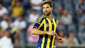 Fenerbahçede Diego şoku