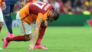 Galatasaray 0 - 2 Atletico Madrid