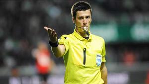 Fenerbahçe-Molde maçını Fransız hakem Bastien yönetecek