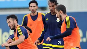 Fenerbahçede Bruno Alves sevinci
