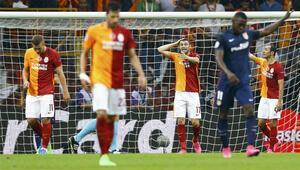 Galatasaray - Atletico Madrid maçı golleri kimler attı  | TRT 1 - Maç Özeti