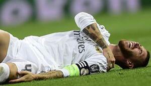 Sergio Ramos dünyaya kendini rezil etti