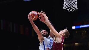 Yunanistan 97 - 90 Letonya