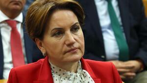 MHPde liste bombası: Meral Akşener listede yok