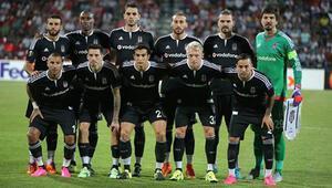 Skenderbeu maçı sonrası Beşiktaşa flaş eleştiri: Dalga geçiyorlar