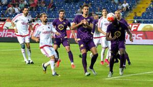 Mersin İdmanyurdu 0 - 4 Osmanlıspor