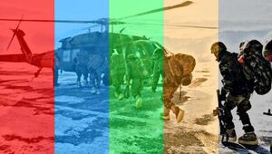 Terörle mücadelede 5 renk dönemi