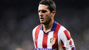 Atletico Madridde Koke sakatlandı