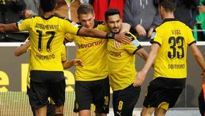 Borussia Dortmund:3 Bayer Leverkusen: 0