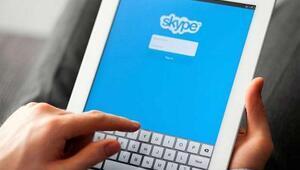 Dünyaca ünlü sosyal medya platformu Skype çöktü