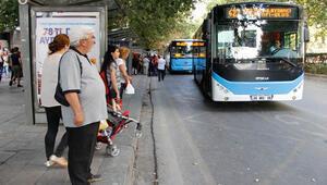 Toplu taşımada söz vatandaşta